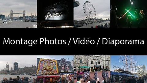 montage video photos